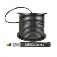 EASTEC GR 30-2 CR, M=30W, греющий кабель с УФ-защитой (Ю.Корея)