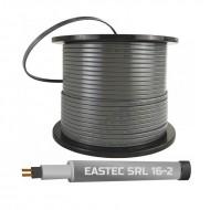 EASTEC SRL 16-2 M=16W, греющий кабель без оплетки (Ю.Корея)
