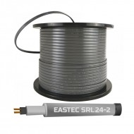 EASTEC SRL 24-2 M=24W, греющий кабель без оплетки (Ю.Корея)
