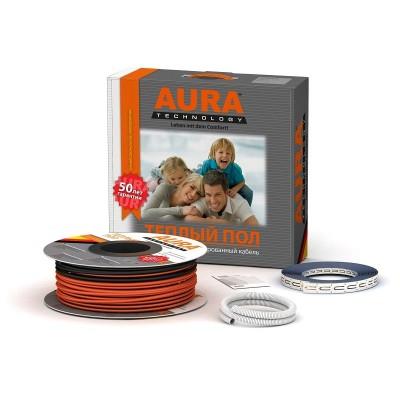 Теплый пол в бухте AURA Heating KTA 81-1400