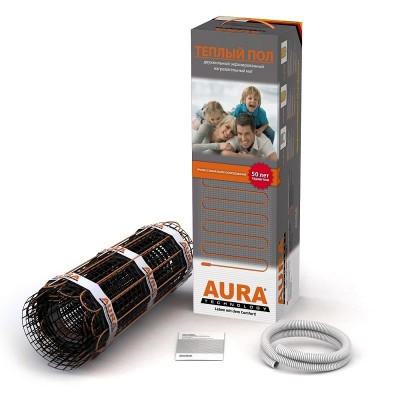 Теплый пол AURA Heating МТА 75-0,5 м2