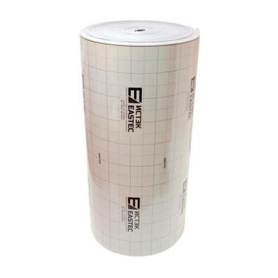 Термоизоляция лавсановая (подложка под теплый пол) EASTEC 1000мм*3мм (1м2)