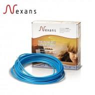 Одножильный нагревательный кабель для теплого пола Nexans TXLP/1 1250/17