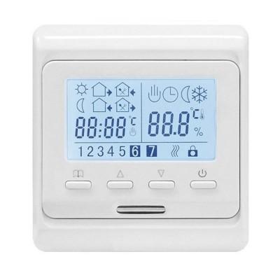 Программируемый терморегулятор Eastec E 51.716