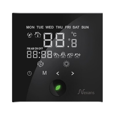 Сенсорный терморегулятор Nexans N-Heat Collection Millitemp 2
