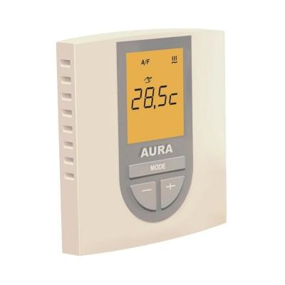 Терморегулятор электронный AURA VTC 550 (кремовый)