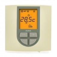 Терморегулятор программируемый AURA VTC 770 (кремовый)